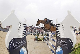 Shanghai CSI5* - star course of Casio Rivetti and Cartoon 2