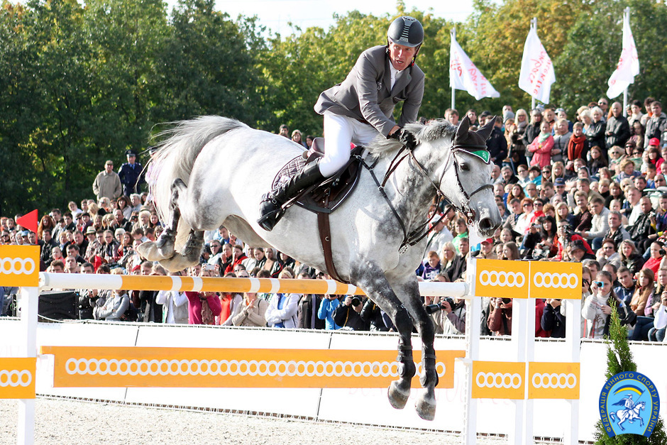 Donbass Tour CSI5* 2013
